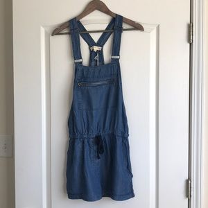 Overall shorts — BRAND NEW